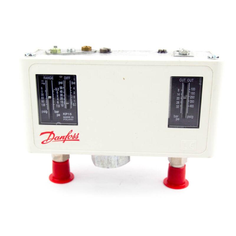 Danfoss KP15 060-200866 Dual Pressure Control Switch
