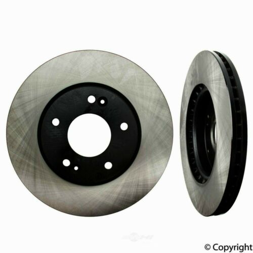 WD Express 405 20009 501 Front Disc Brake Rotor
