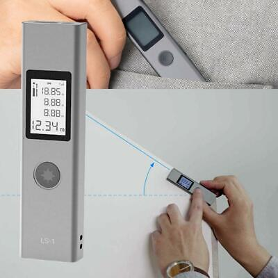 40m Ls-1 Digital Laser Rangefinder Distance Meter Portable Rechargeable Measure