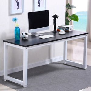 Wood Computer Desk PC Laptop Study Table Workstation Home Office Furniture- 47''