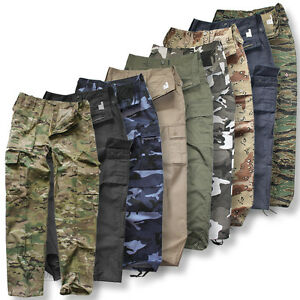 MILITARY-ARMY-PANTS-US-STYLE-MP3-COMBAT-BDU-TROUSERS-CAMO-BATTLE-DRESS