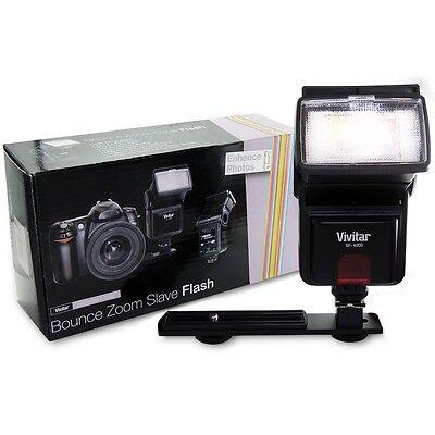 Vivitar Flash Bounce Zoom For Nikon Coolpix P600 P610 P910