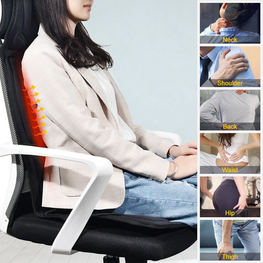 Auto Sitzheizung Heizkissen Heizauflagen Sitzauflage Massageauflage DE