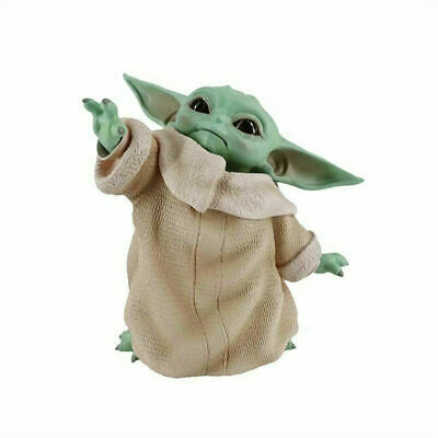 Star Wars Mandalorian The Child Baby kids Yoda Toy Black Series Action Figure UK