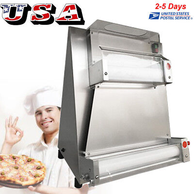 Commercial Pizza Bread Dough Roller Machine Pizza Making Machines Dough Sheeter