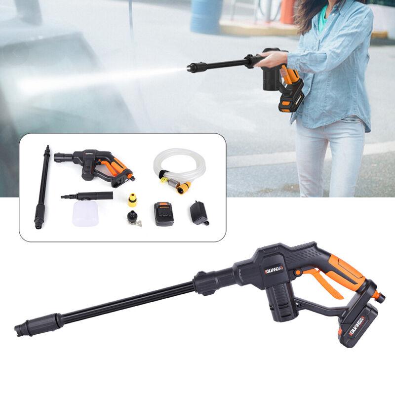 High Pressure Portable Cleaner Car Washer 12V Car Auto Washing Machine Household