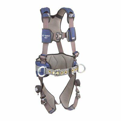 3m Dbi-sala Exofit Nex Construction Style Positioning Harness 1113124 - Medium