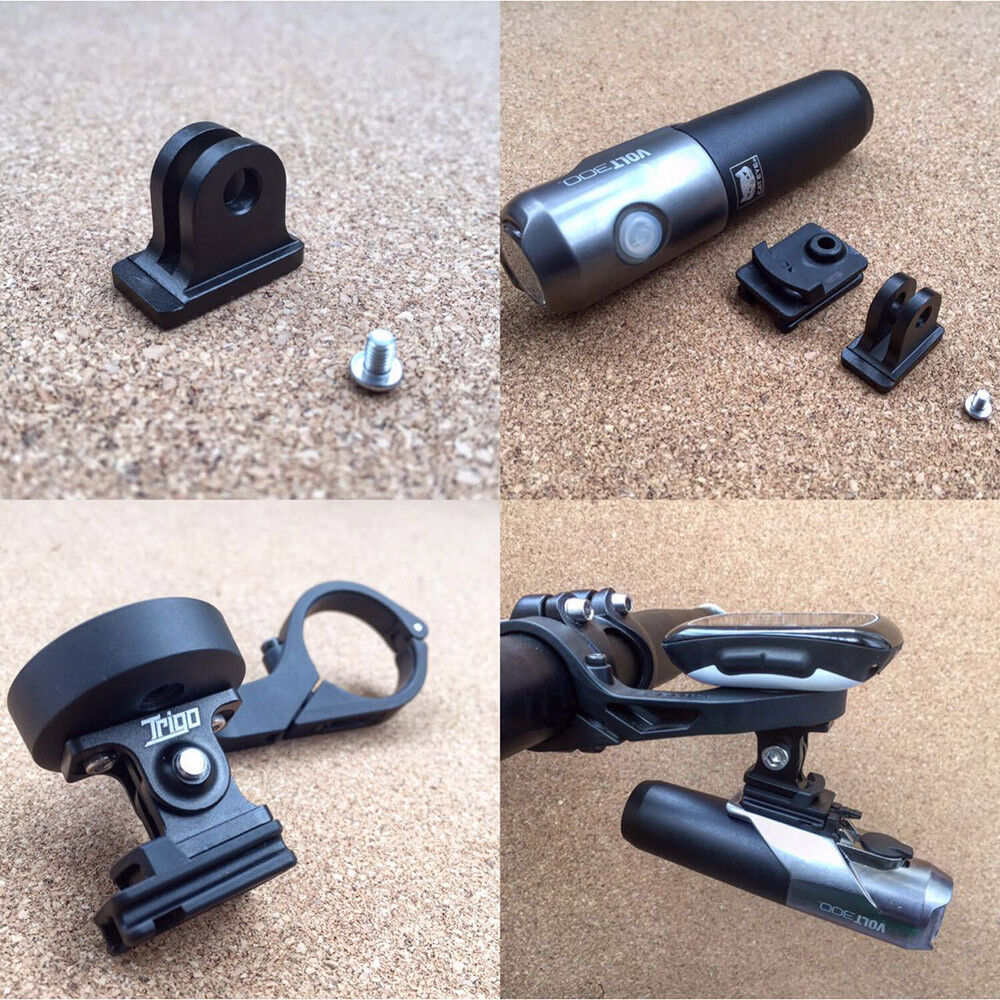 Black Relic Bicycle Computer Handlebar Mount for Cateye Computer