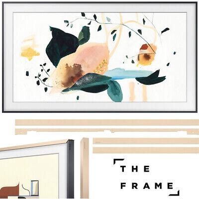 "Samsung The Frame 3.0 65"" QLED Smart 4K UHD TV 2020 w/Customizable Bezel (Beige)"