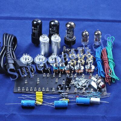 Fenders 5E3 Deluxe Guitar Tube Amplifier 6V6 Push Pull Amp Kit DIY