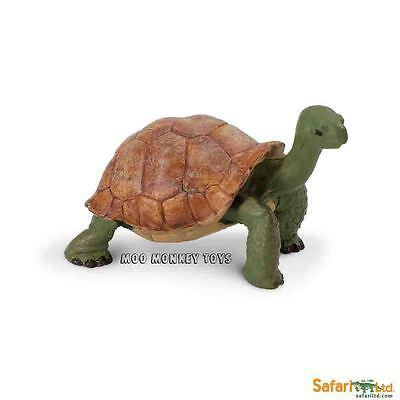 GIANT TORTOISE  Safari Ltd # 272529   Wild Animal  Reptile Replica  NWT