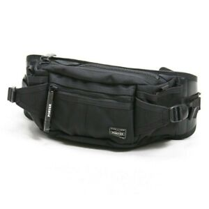 NEW Yoshida Bag PORTER HEAT WAIST BAG 703-06979 With tracking From Japan EMS 28656b716ee14