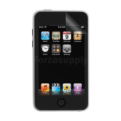 NEW LCD Ultra Clear HD Screen Protector for Apple iPod Touch 2nd 3rd 2 3 Gen
