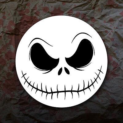 Jack Skellington Nightmare Before Christmas Sticker Halloween Skeleton ](Nightmare Before Halloween)