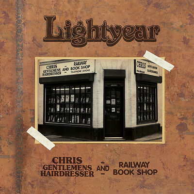 Lightyear - Chris Gentlemens Hairdresser and Railway Bookshop - Vinyl LP - New