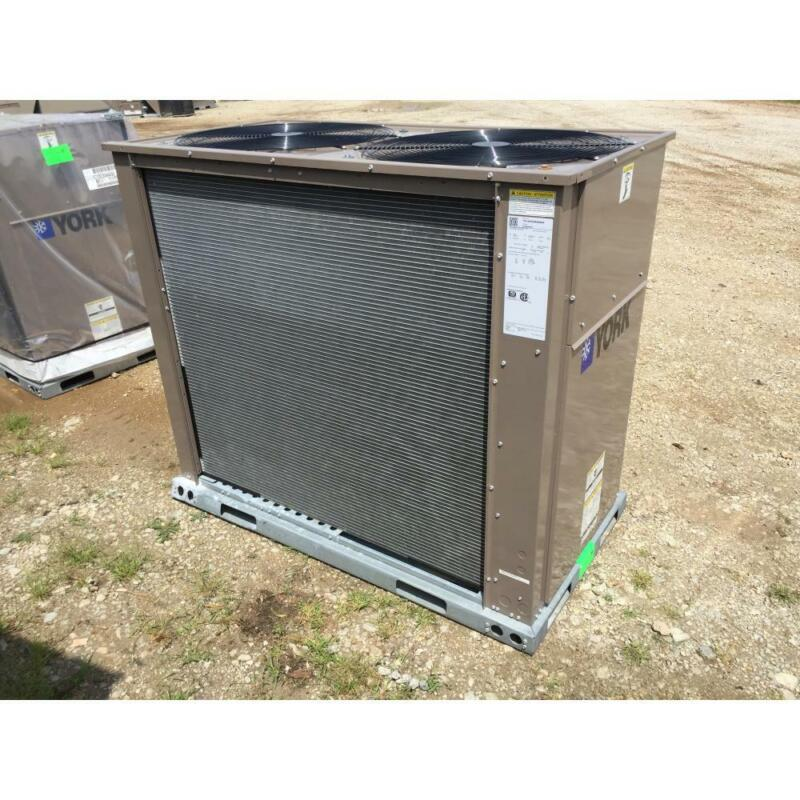 YORK YC120C00A4AAA5 10 TON SPLIT SYSTEM AIR CONDITIONER, 11.8 SEER 3-PHASE