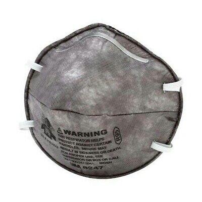 3M 8247 N95 R95 Staubschutz Maske 2er Pack Mundschutz Atemschutz Premium FFP2