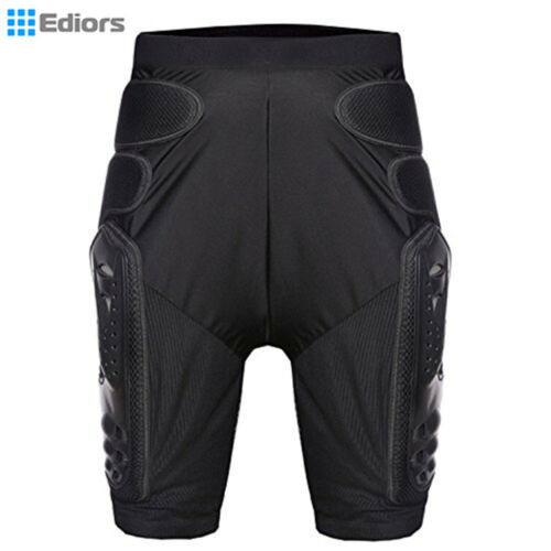 Motorcycle Motocross Skiing Armor Shorts Protection Padded Pants Hip Bum Armour