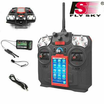 Flysky Touch Screen RC Radio Transmitter for RC Radio Drones Air Helicopters