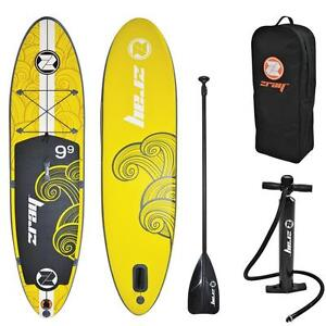 ***BRAND NEW HARD INFLATABLE PADDLE BOARD - NEW IN BOX