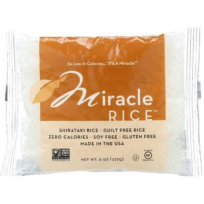 Miracle Noodle-Rice Noodles (6-8 oz bags)