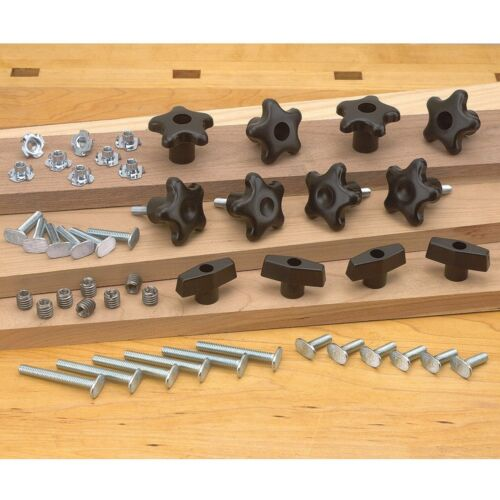 JIG IT® Hardware Kit - Woodworking Jigs ...