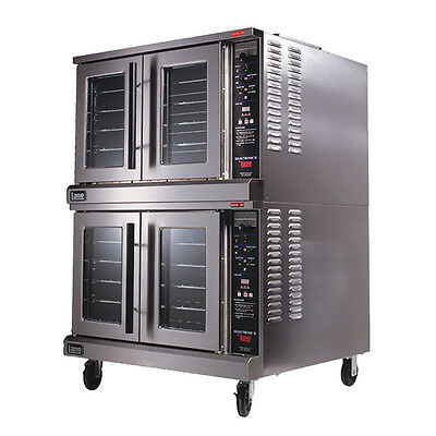 Lang ECOD-AP2 Electric Bakers Depth 2 Deck Convection Oven
