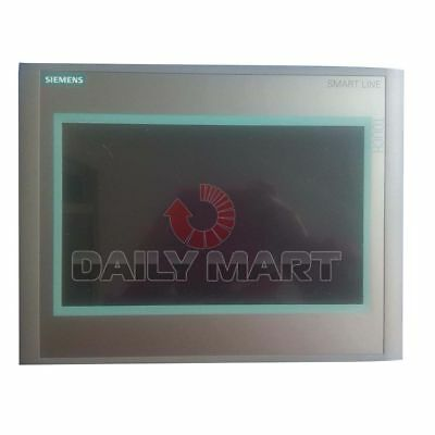 Siemens 6av6 648-0ae11-3ax0 Smart Line Touch Screen Widescreen Panel Hmi New