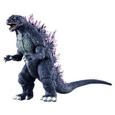 BANDAI Movie Monster Series Millennium Godzilla 2000 Shin Figure JAPAN OFFICIAL