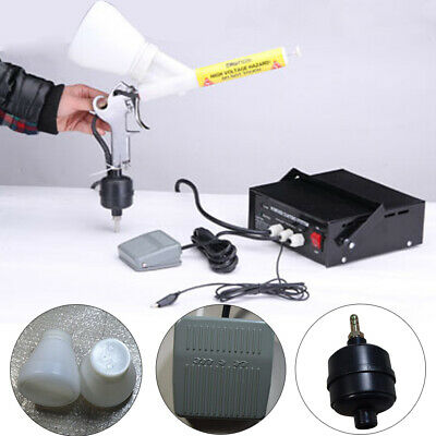 New Portable Pc03-5 Powder Coating System Paint Gun Sprayed Metal Parts Coating