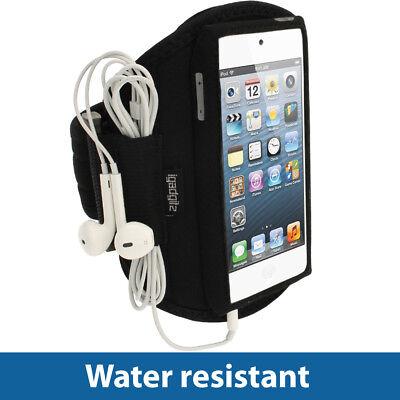 Black Sports Jogging Armband for Apple iPod Touch 6th 5th Generation itouch Apple Ipod Touch Sports Armband