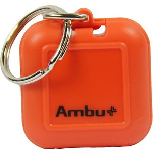 Ambu Life-Key, Beatmungsmaske, Schlüsselanhänger im Hardcase