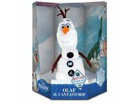 Disney's Frozen OLAF Storyteller (Brand new)