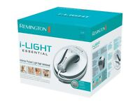 BRAND NEW, SEALED, Unwanted Gift Remington IPL6250 i-Light Essential IPL Hair Remover