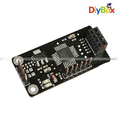 Spi To Iic I2c Atmega48 Nrf24l01 Interface Wireless Shield Module Fit Arduino