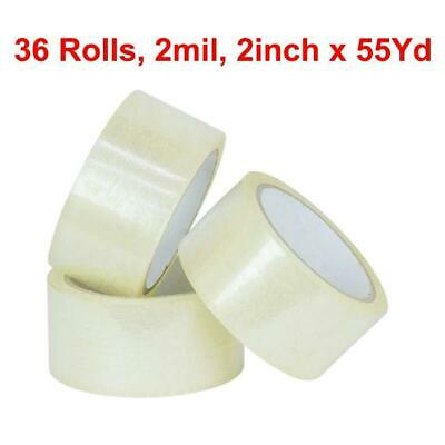 Packing Tape 36 Rolls 2