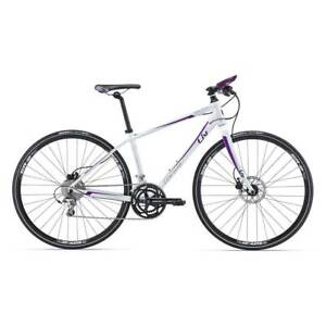 Giant Liv Thrive - Flat Bar Road Bike and Less than 1/2 the New Price