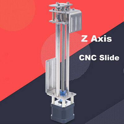 150mm Z Axis Slide 3 Axis Cnc Engraver Machine Diy Milling Linear Motion A4988