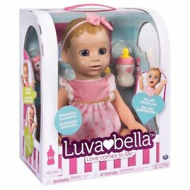 LUVABELLA BLONDE DOLL