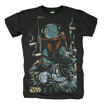 t Sketch T-Shirt  (Boba Fett Shirt)