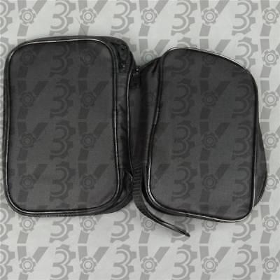 Double Layer Zipper Carrying Casebag For Fluke Hioki Sanwa Uni-t Multimeters