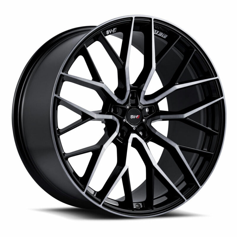 """20"""" Savini Sv-f2 Tinted Forged Concave Wheels Rims Fits Mercedes W221 S550 S63"""