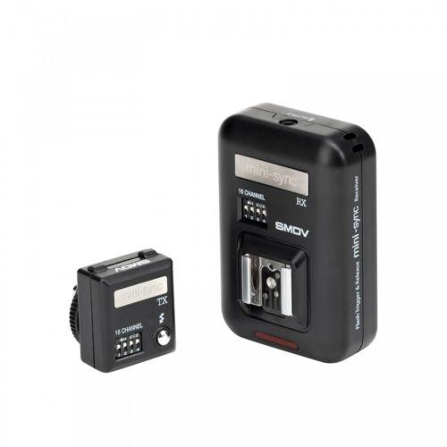 SMDV mini-Sync Flash Trigger & Camera Shutter Release (FlashWave III compatible)