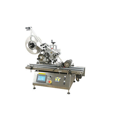 Mt-160 Automated Square Plane Labeling Machine Flat Surface Labler Applicator