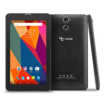 "7"" Unlocked Android 5.1 3G Phone Tablet Phablet GSM Dual Camera"