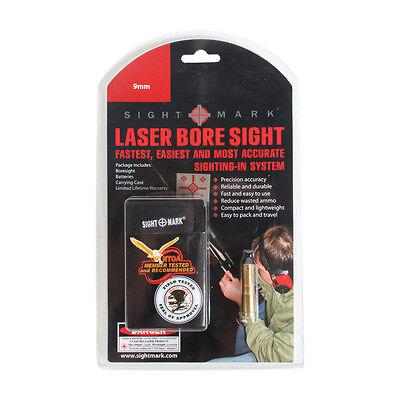 Sightmark Laser Boresighter 9mm Luger Premium Laser Bore Sight (SM39015)