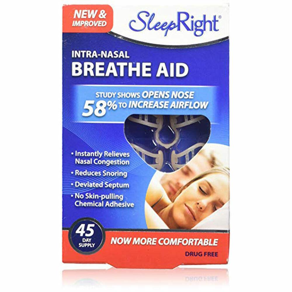 Intra-Nasal Breathe Aid 45-Day Supply