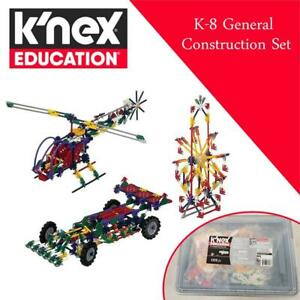 NEW Knex Education- K-8 General Construction Set Condtion: New. All bag sealed