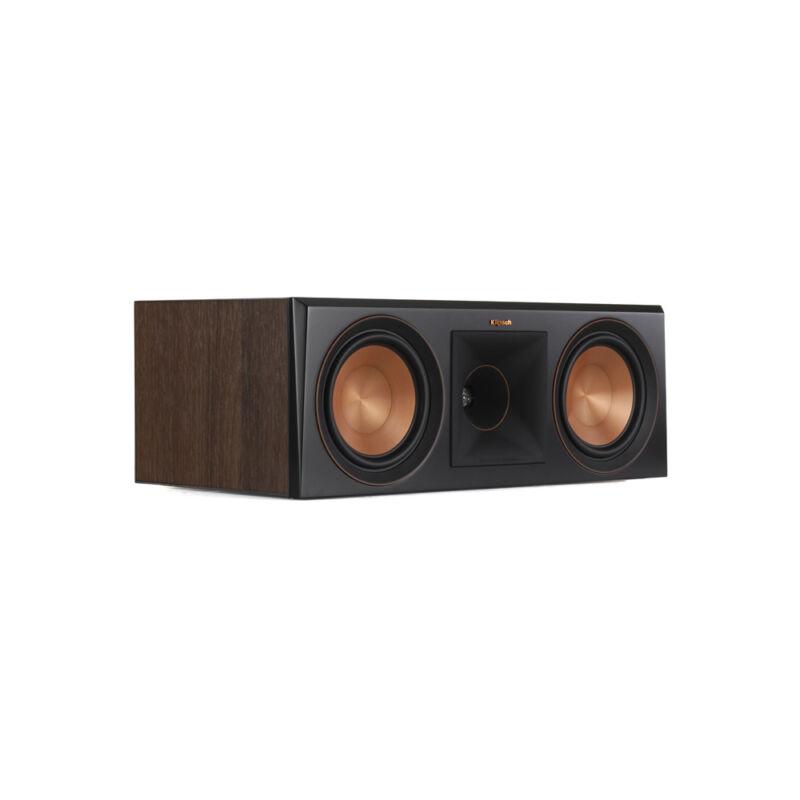 Klipsch Rp-600c Walnut Center Speaker - Each