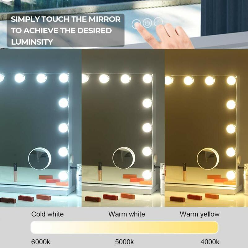 "23""&32""Hollywood Mirror Lights Large Beauty Dimmer w/LED"